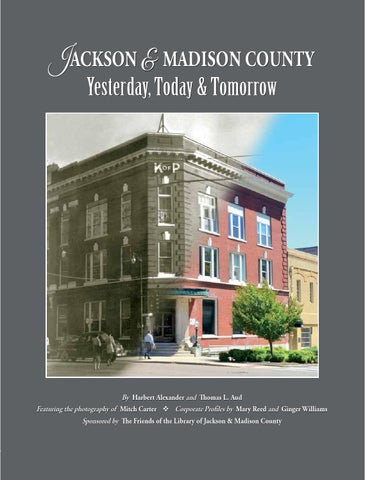 Jackson & Madison County by Beers and Associates - issuu