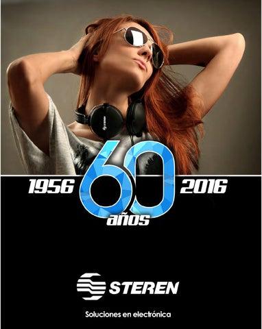 d6c9be99f9d5 Catálogo Steren 2016 by Steren Electrónica - issuu