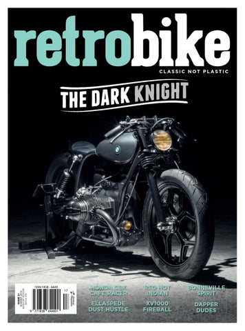 RCBE #21 SUMMER 2015/16 by Retrobike Official - issuu