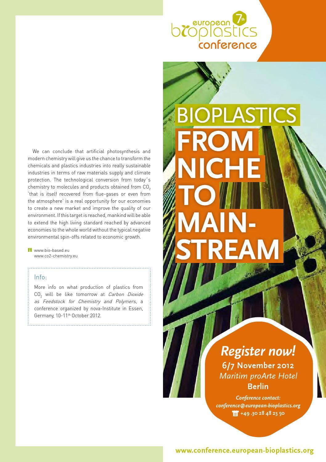 bioplastics MAGAZINE 05-2012 by bioplastics MAGAZINE - issuu