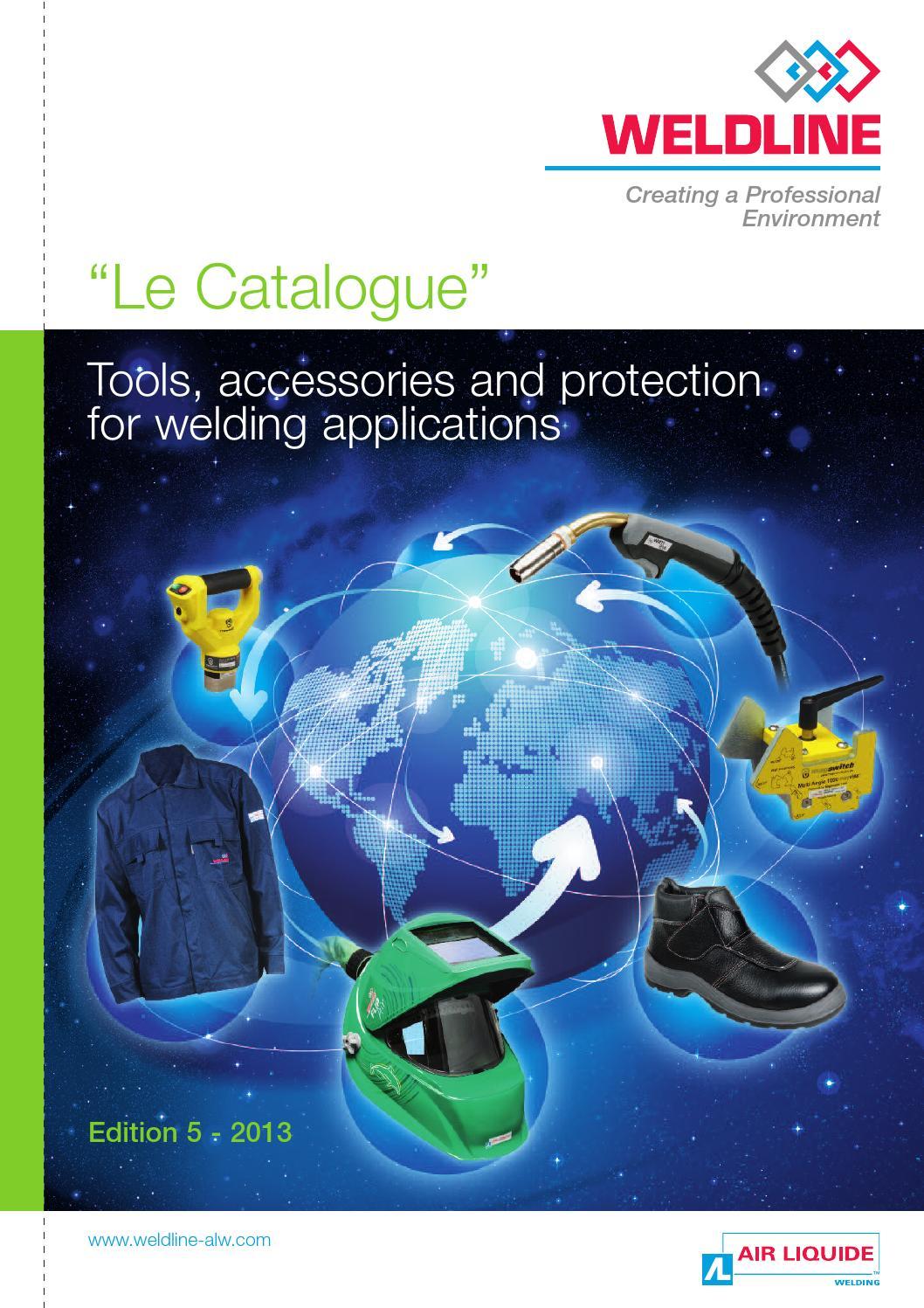 Air liquide welding 2013 by Lusavouga, SA - issuu