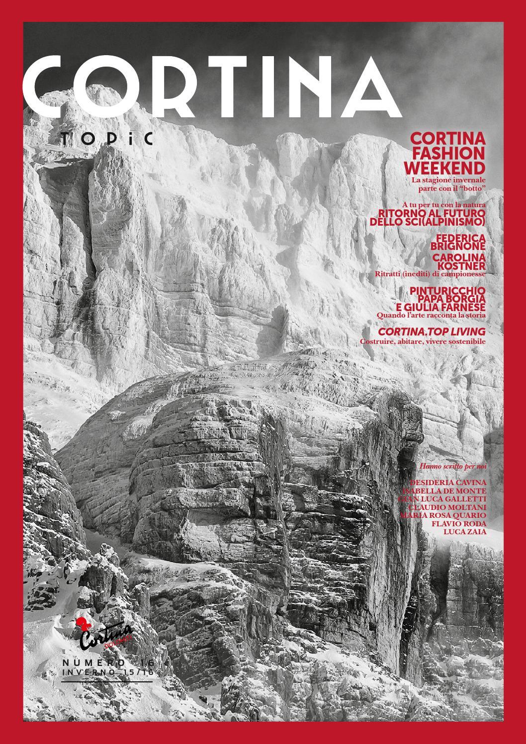 Cortina Topic 16 by Cortina Turismo - issuu fa46d5f26e22