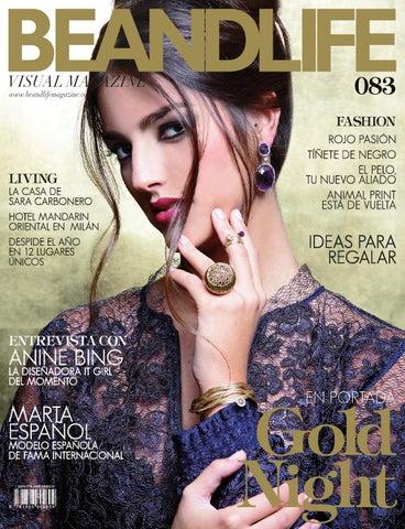 765ab7cb9494 visual magazine www.beandlifemagazine.com. 083 FASHION. LIVING. la casa de Sara  carbonero ...