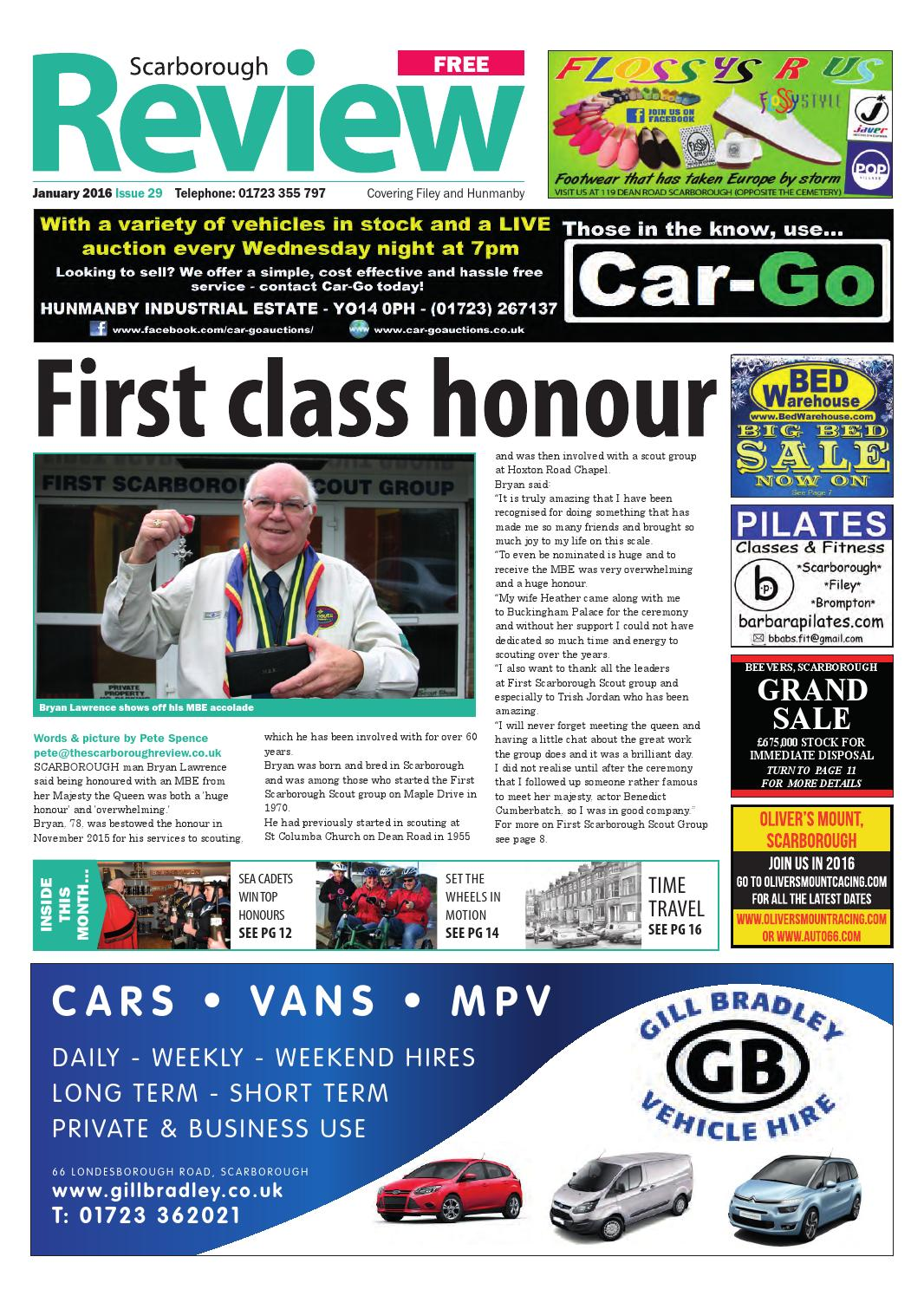Scarborough Review Edition 29