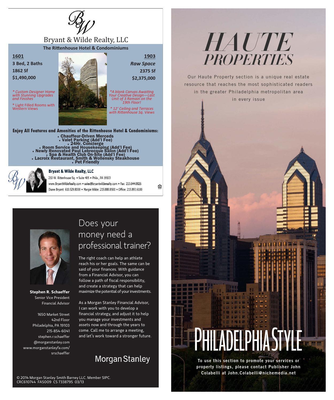 Philadelphia Style - 2015 - Issue 2 - Late Spring - Tamron