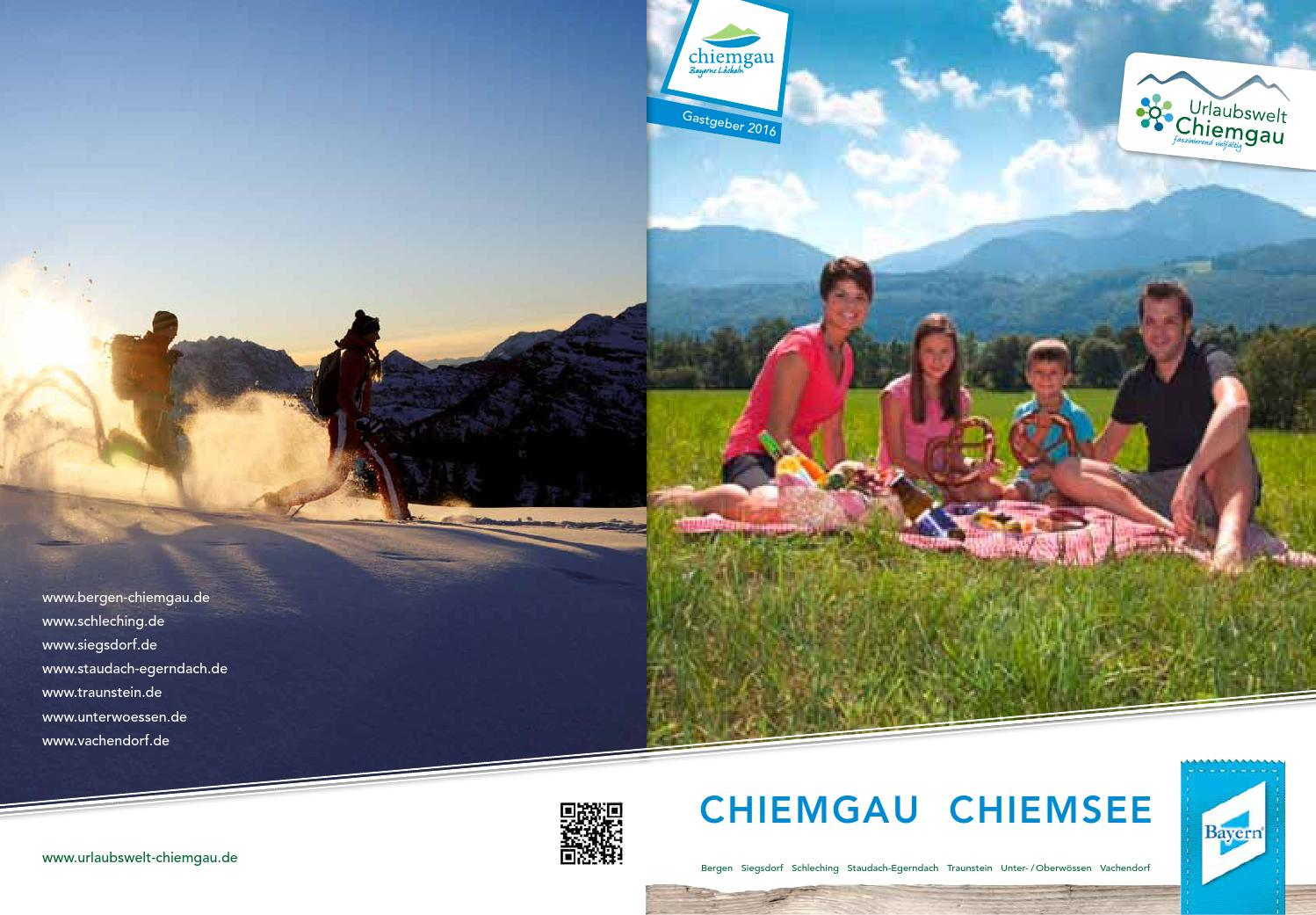 Chiemgau 2016 by Gallun DA issuu