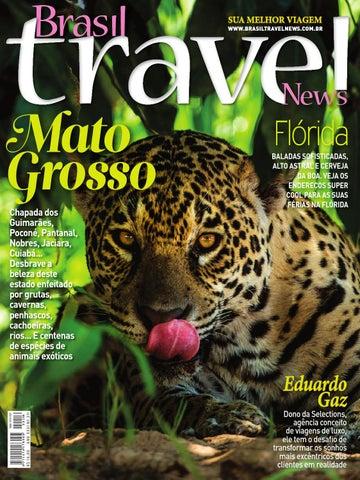 e2de8131a Brasil Travel News 311 - Mato Grosso by Brasil Travel News - issuu