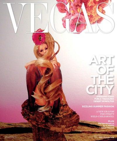 d45d04800fc6 Vegas - 2015 - Issue 4 - Summer - Art of the City - J.K. Russ by ...