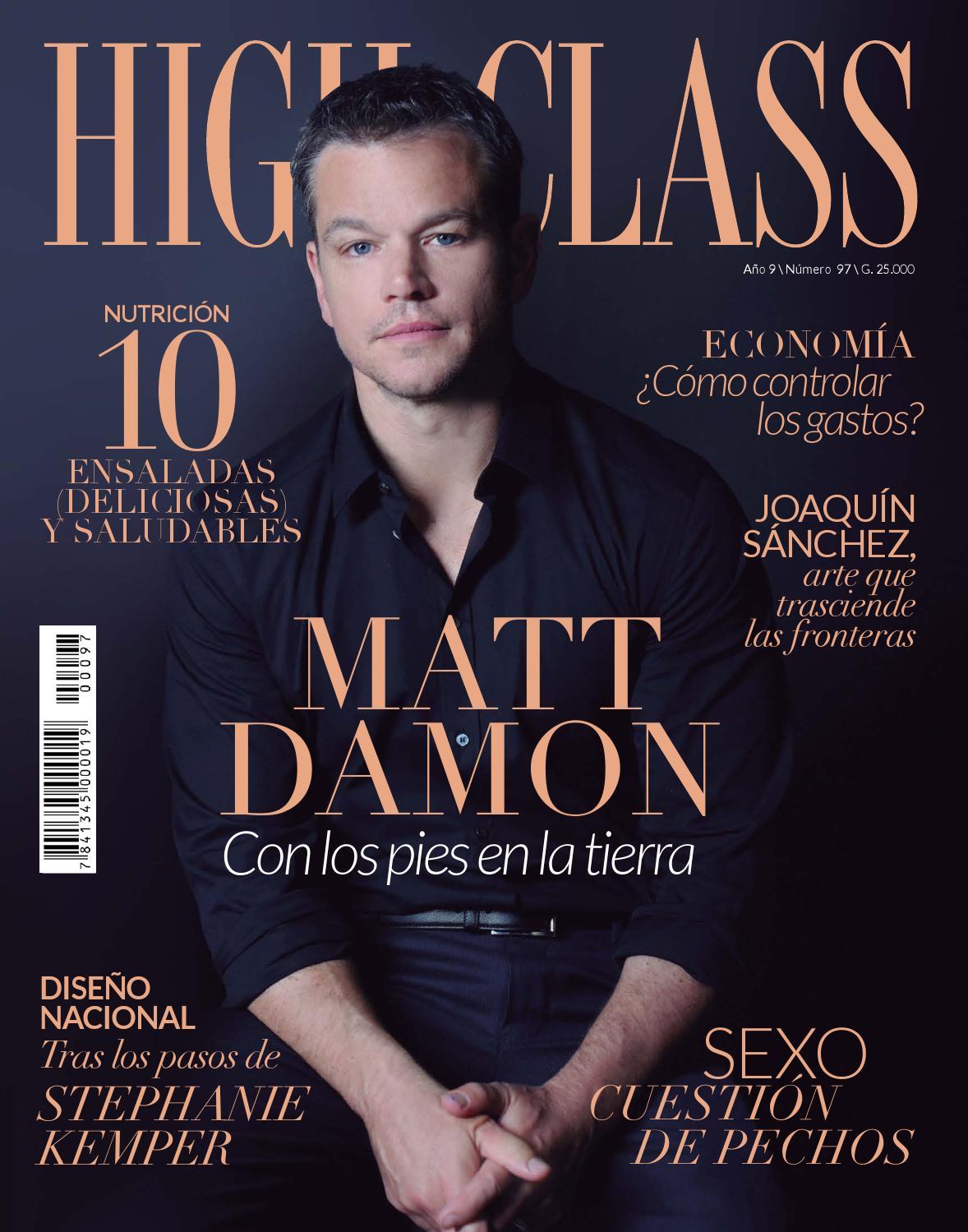 High Class de noviembre 2015 by Revista High Class - issuu
