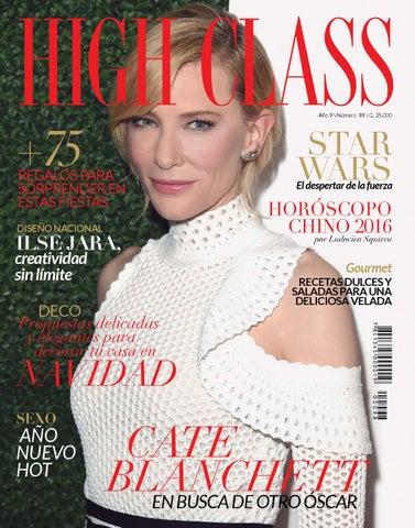 da8f9b9994 High Class de Octubre 2017 by Revista High Class - issuu