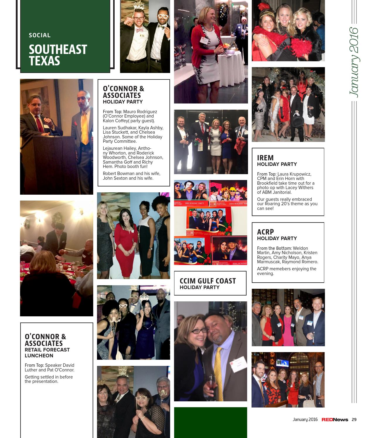 Rednews January 2016 North Texas By Rednews Issuu