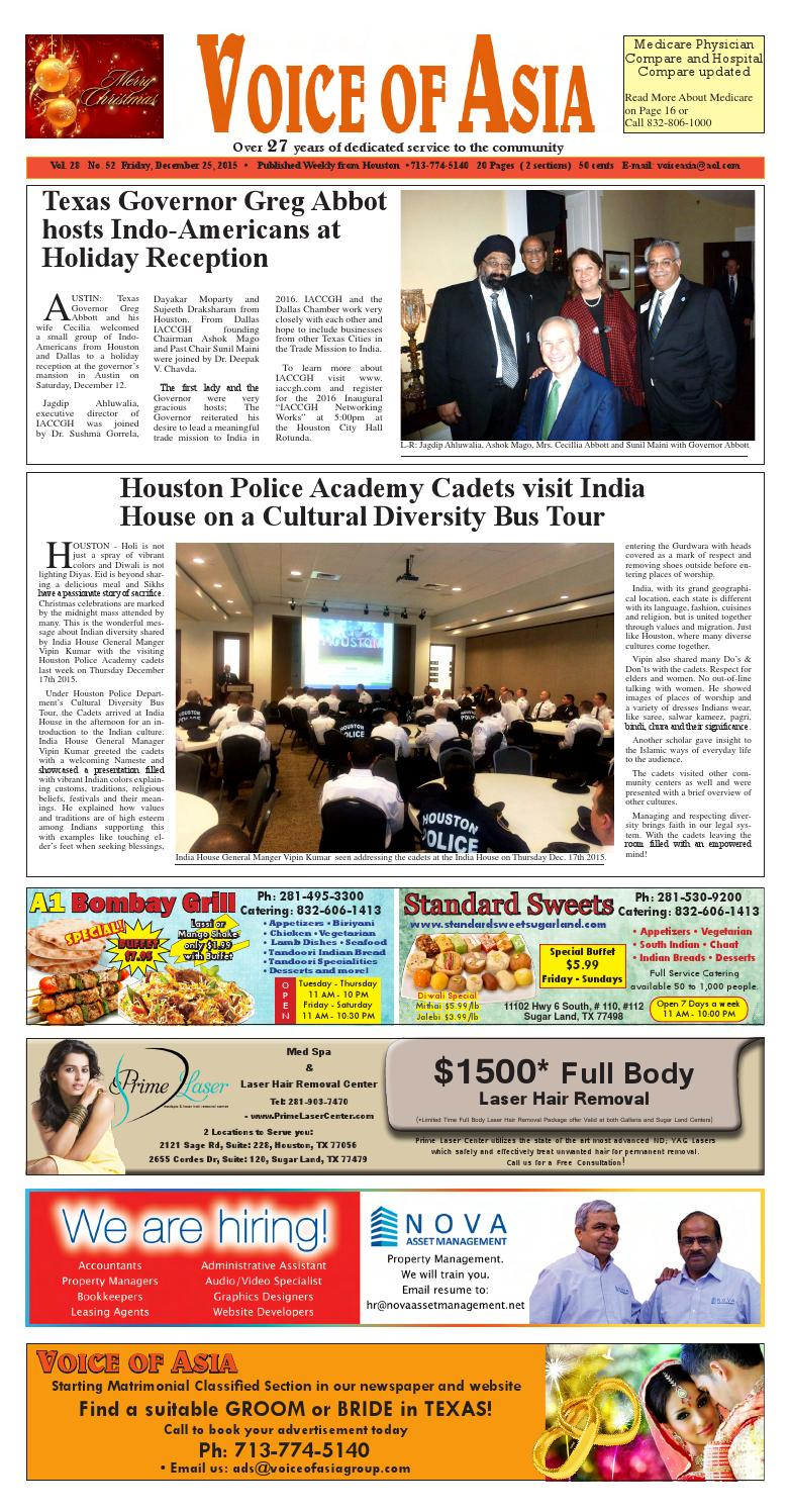13 Voice of Asia E Paper December 20 20 by VoiceOf Asia   issuu