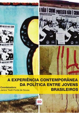 A experiência contemporânea da política entre jovens brasileiros by ... 9d062a219ea