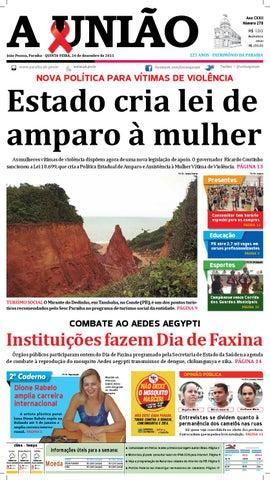 Jornal A União - 24 12 2015 by Jornal A União - issuu 5b04c67e58