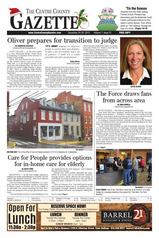 12 24 15 Centre County Gazette By Indiana Printing Publishing Issuu