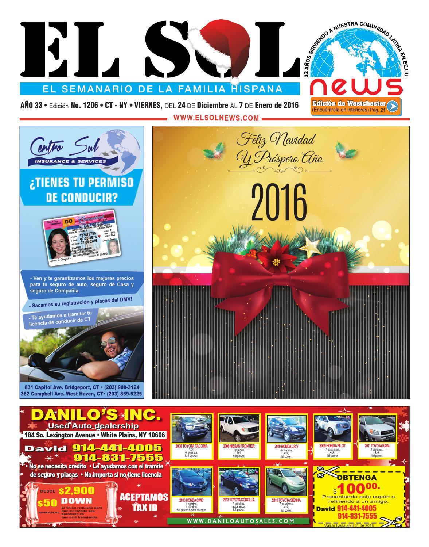 EL SOL News 1206 by EL SOL News - issuu
