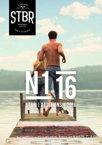 Stbr Storebror Catalogue 2016 1 Additions By Hkliving Nederland