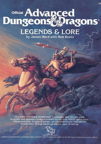 58018a025c3 AD D Legends   lore by mfrances73 - issuu