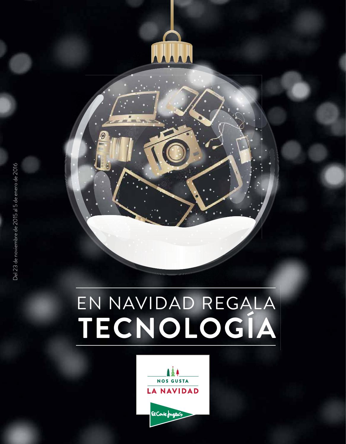El Corte Ingl S En Navidad Regala Tecnolog A By Andr Gon Alves  ~ Comprar Agenda Mr Wonderful El Corte Ingles