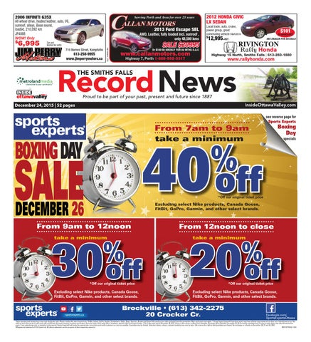 34f168c9716d Smithsfalls122415 by Metroland East - Smiths Falls Record News - issuu