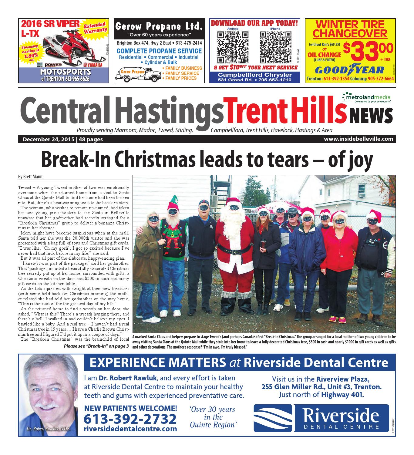 Chth by Metroland East Central Hastings News issuu