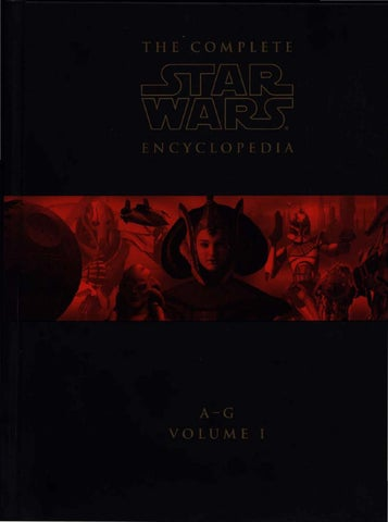 The complete star wars encyclop stephen j sansweet by Legion