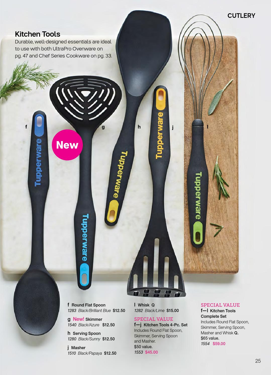 Can 2016 Tupperware Winter Spring Catalogue By Mytwpage Issuu
