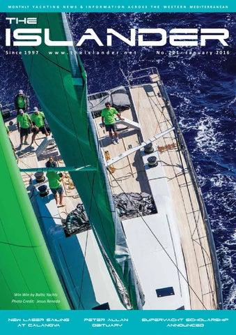 ebf5c6182d80d6 The Islander January Edition 2016 by Simon Relph - issuu