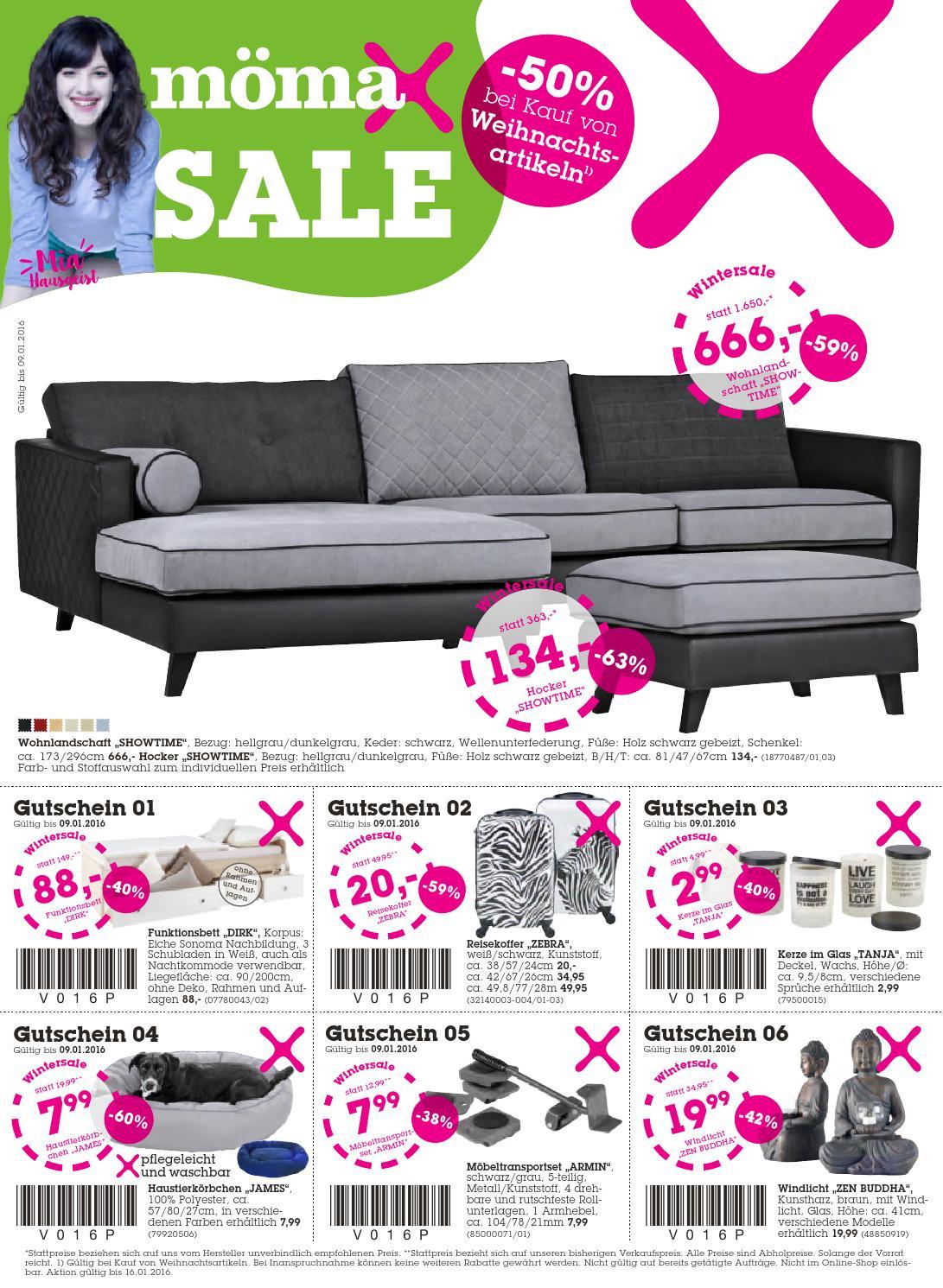 Moemax Angebote 25dezember 9januar2015 By Promoangebote At Issuu
