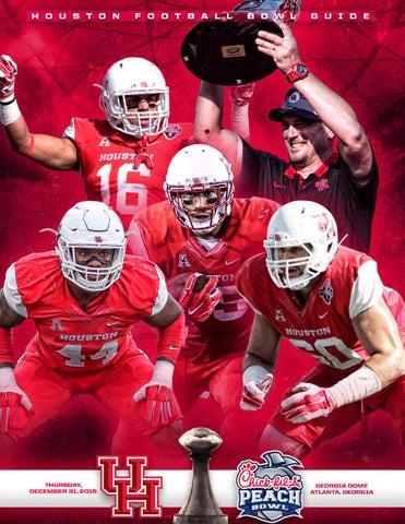 6676ece4b4d74 2015 Houston Football Media Guide - University of Houston Athletics