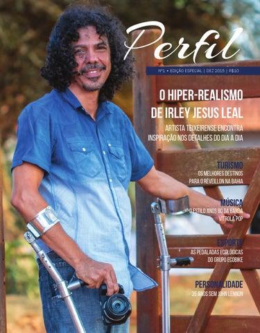 aa793c93ed674 Primeira Edição Revista Perfil by Karine Nelly - issuu