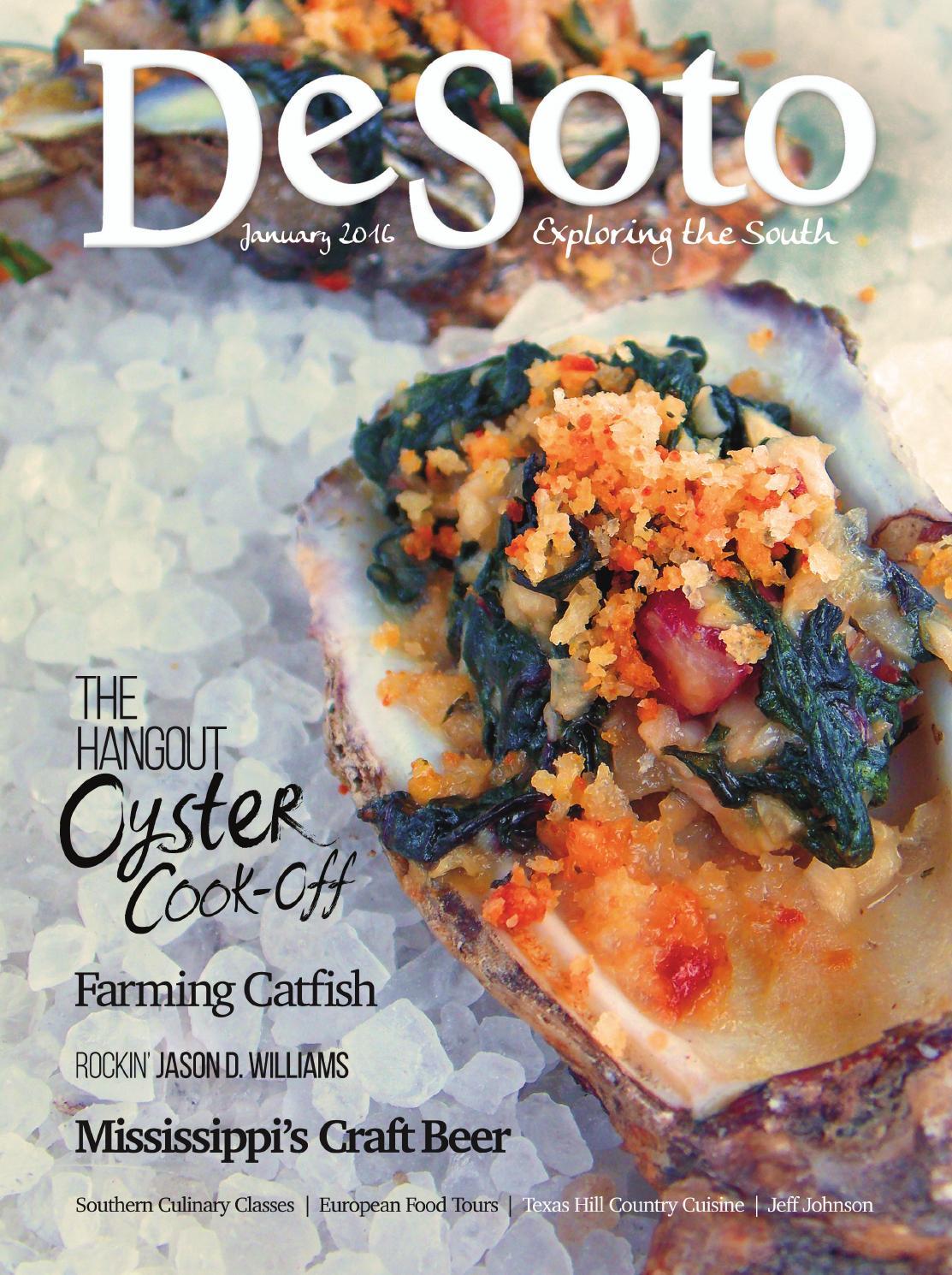 desoto january 2016 by desoto magazine exploring the south issuu