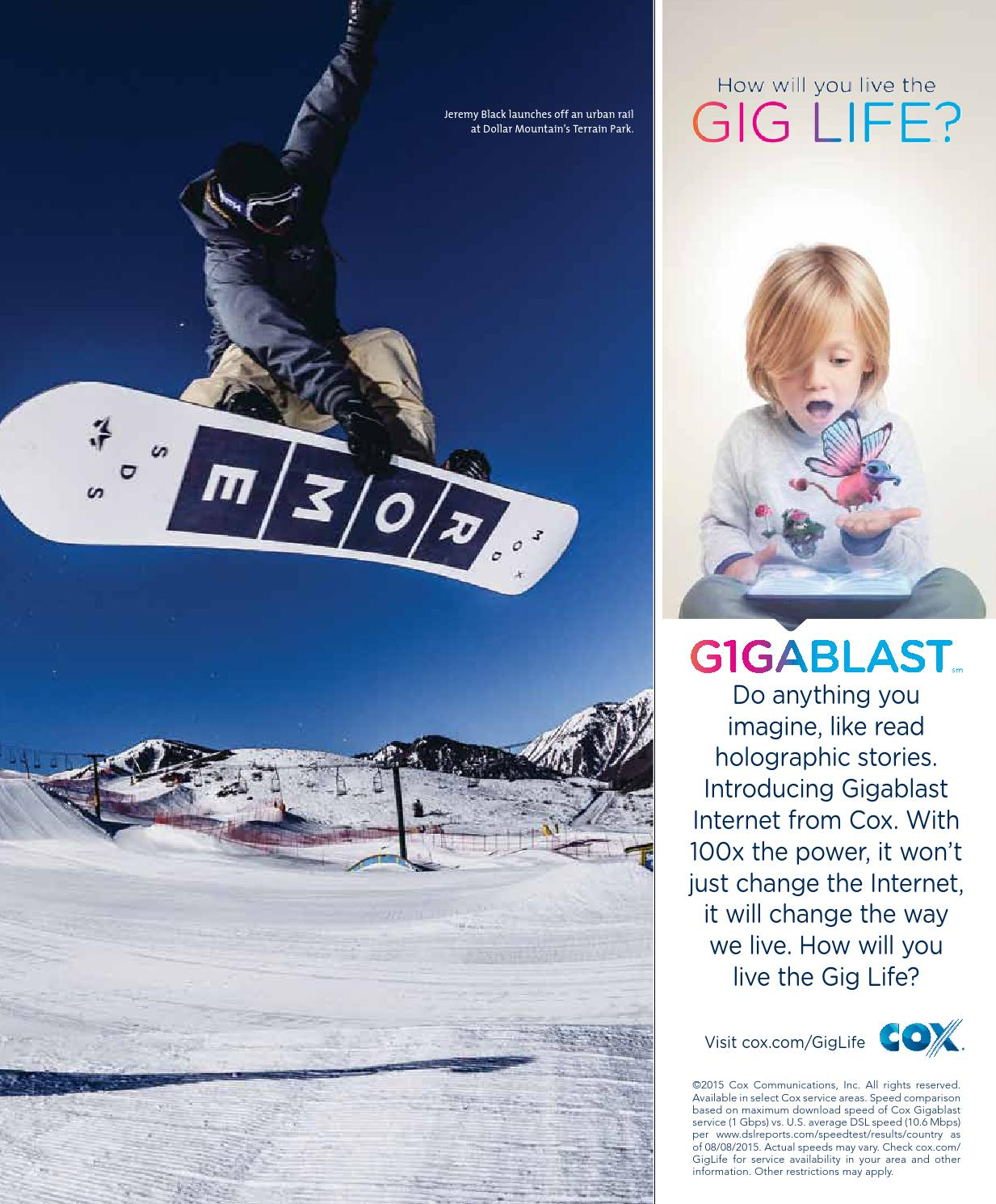 Sun Valley Magazine | Winter 2016 by Sun Valley Magazine - issuu