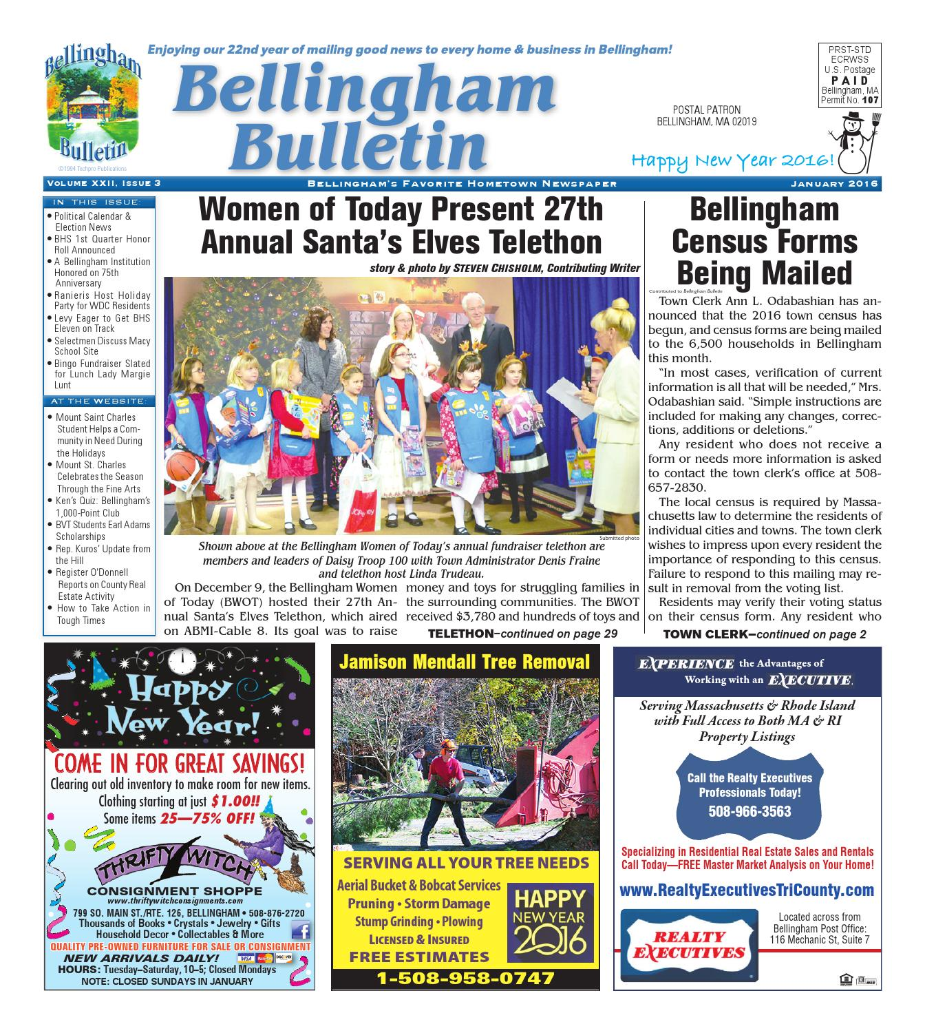 January 2016 Bellingham Bulletin By Bellingham Bulletin Issuu