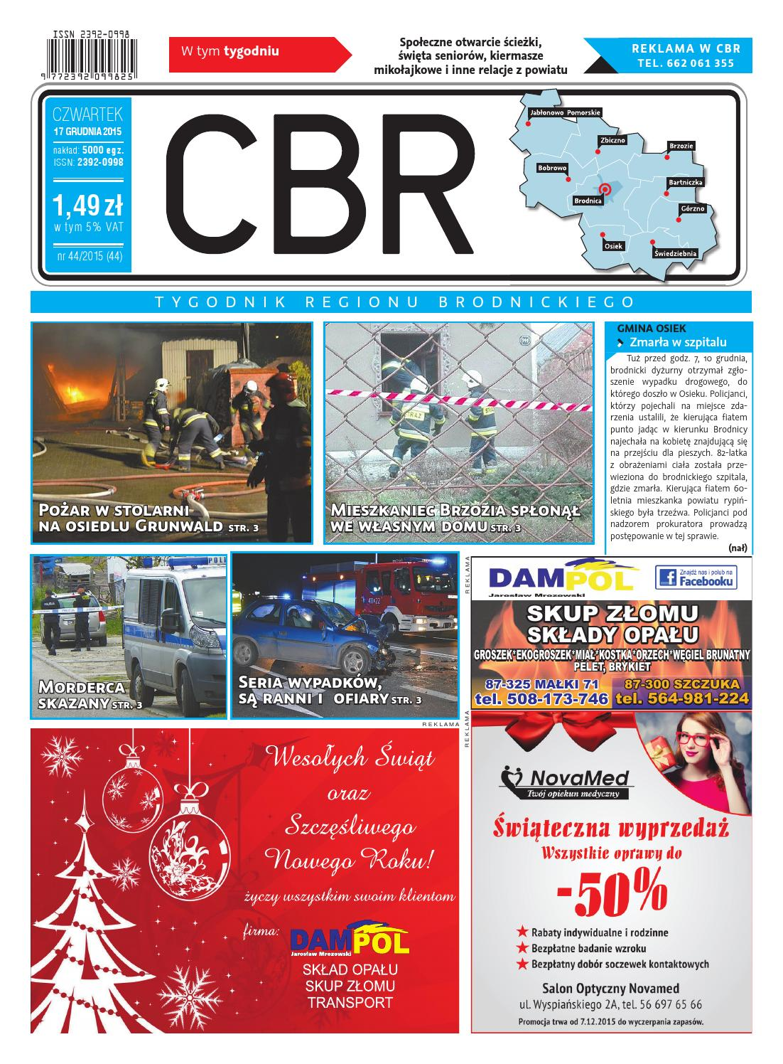 Cbr Nr 44 By Brodnica Cbrpl Issuu