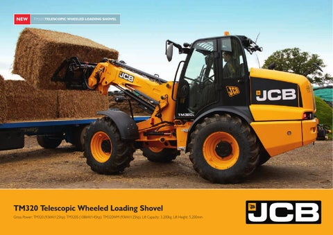 og 2015 JCB Sales and Service small steel sign