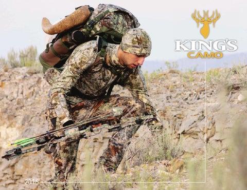 774285da82135 King's Camo 2016 Dealer Catalog by King's Camo - issuu