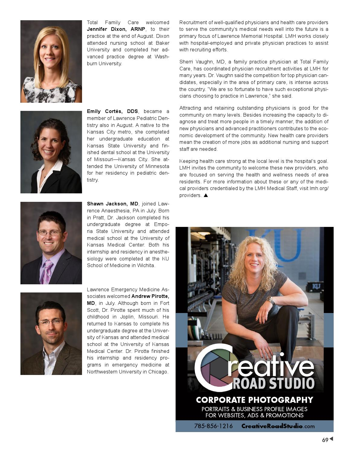 Lawrence Business Magazine 2015 Q4 by Lawrence Business