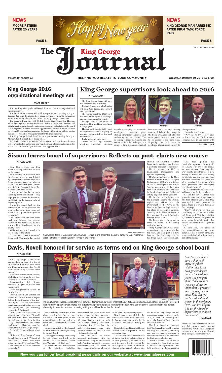 12 30 2015 king george va journal by journalpressinc issuu issuu