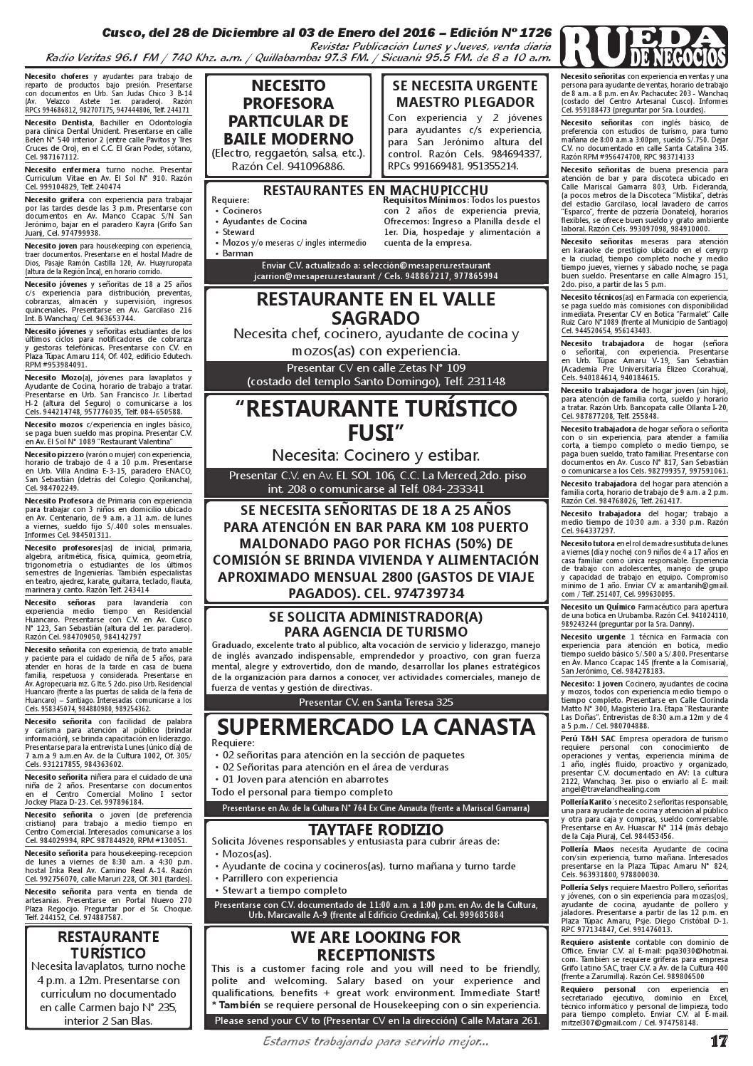 Excelente Experiencia De Barman En Currículum Imagen - Ejemplo De ...