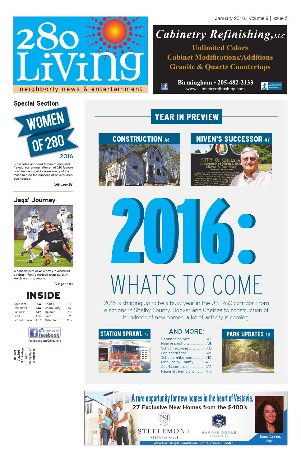 280 Living January 2016 by Starnes Media - issuu