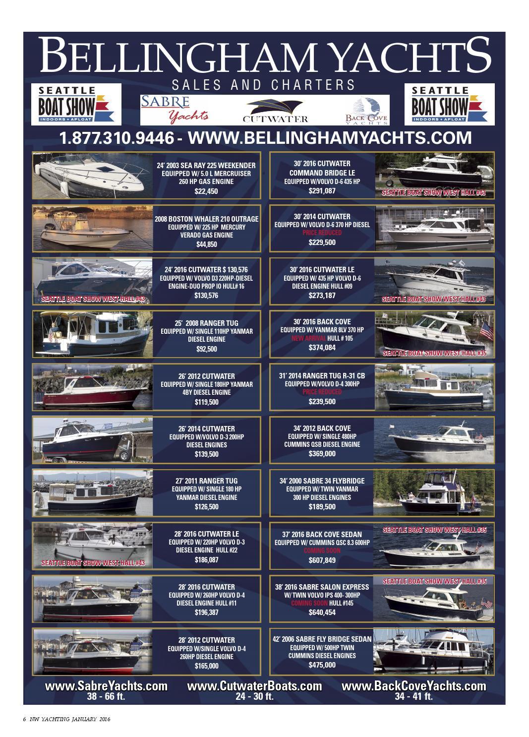 Northwest Yachting January 2016 by Northwest Yachting - issuu
