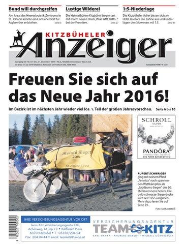 Kitzbüheler Anzeiger KW 53 2015 By Kitzanzeiger   Issuu