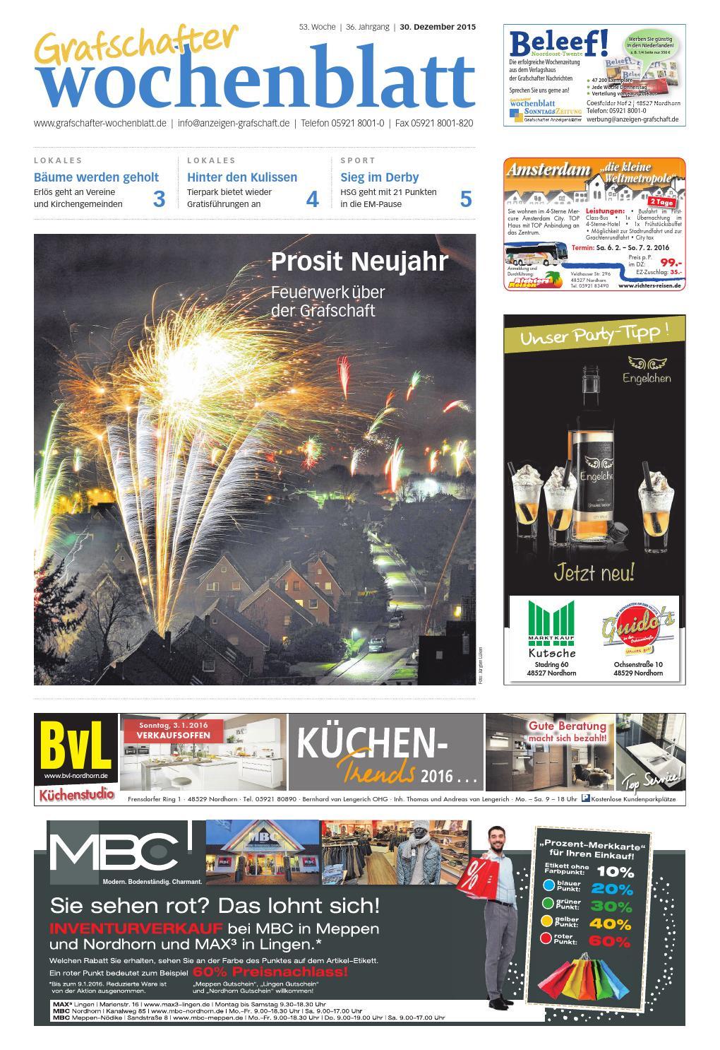 Grafschafter Wochenblatt_30.12.2015 by SonntagsZeitung - issuu