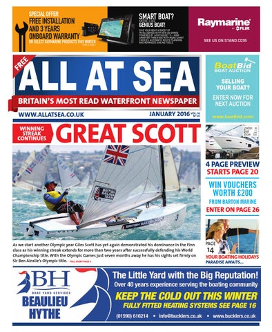 97ce1f6ec5c All At Sea January 2016 by All At Sea - issuu