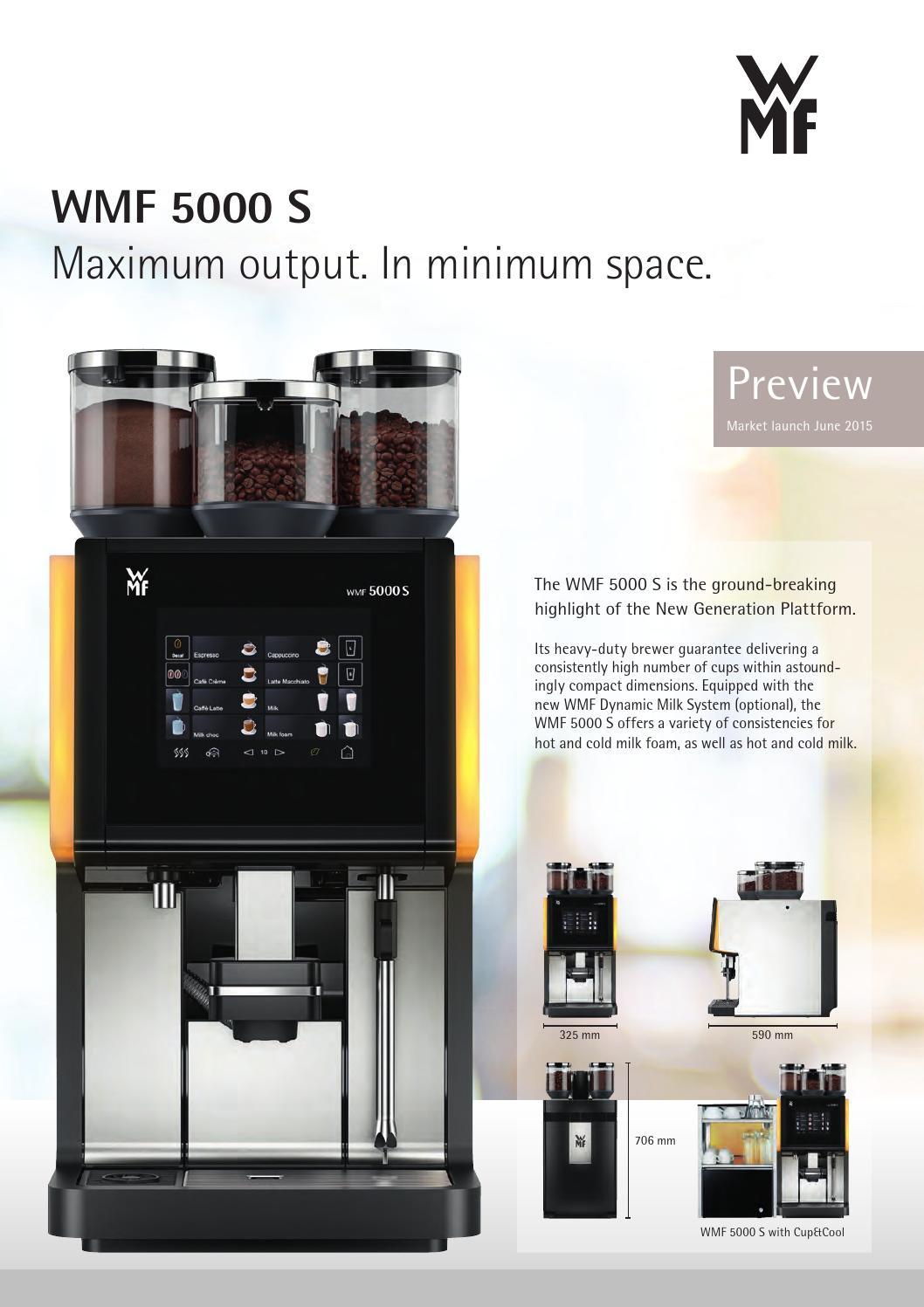 2015 Wmf 5000 S Flyer Gb By Sarafidisgroup Sarafidisgroup