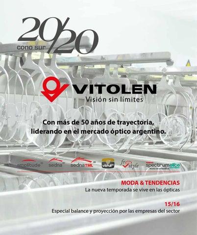 20581db2b9 Revista 20/20 Cono Sur #21 by Vision Market - issuu