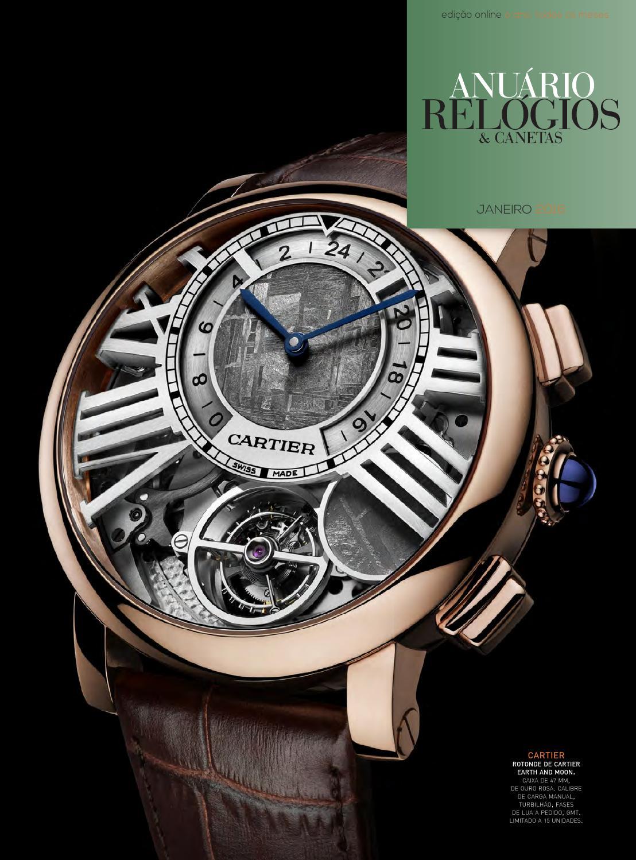 Relógios   Canetas Online Janeiro 2016 by Projectos Especiais - issuu d713179711