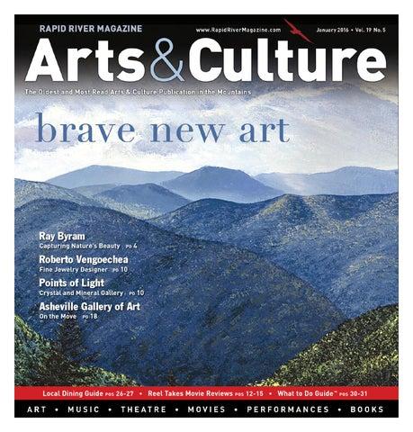 January 2016 Rapid River Arts   Culture Magazine by Rapid River ... 8c783c68e4d1
