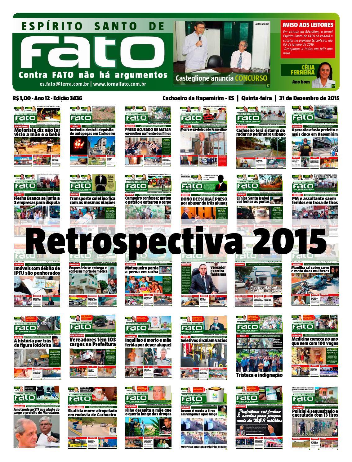 Jornal fato 3112 15 by Jornal Fato - issuu 720ffd6e49